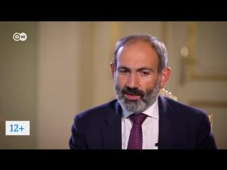 Почему Путин не вмешался в бархатную революцию в Армении - Никол Пашинян в Немцова.Интервью