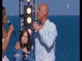 Песня про Крымский мост - Наталья, Влада и Денис Майдановы 17.05.18
