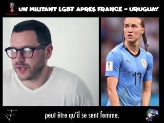Quand un militant SJW-LGBT parle Foot !