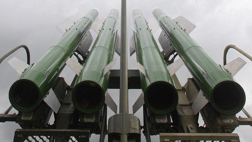 Россия предъявит доказательства сбитых Сирией ракет США и их союзников