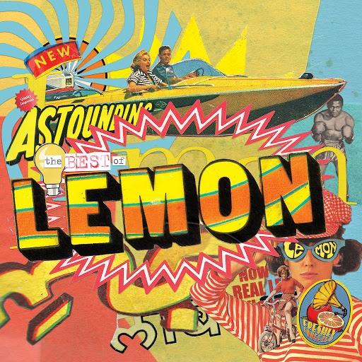 Lemon альбом The Best Of