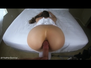 First time anal 10,000 subs celebration sextape from amateur [pornhub.com]