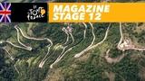 Magazine Alpe d'Huez, a french garden - Stage 12 - Tour de France 2018