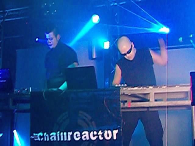 Chainreactor live @ Resistanz Festival 2013 (29-31 March 2013)