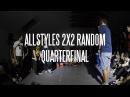 Venom Incredible Miha vs. K-Ro Kresanova • Allstyles 1 4 • OH MY STYLE