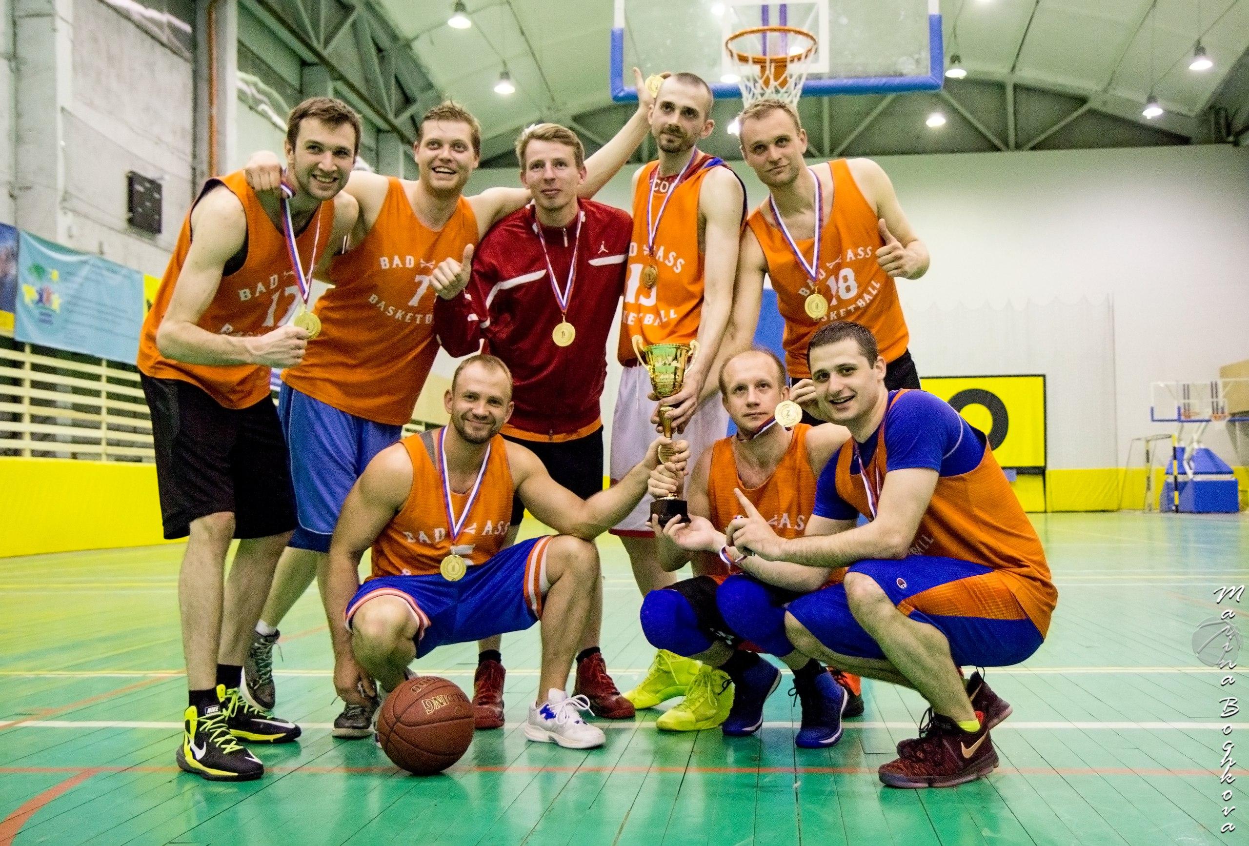 Чемпион Кубка Городской Лиги «Спартак» 2017