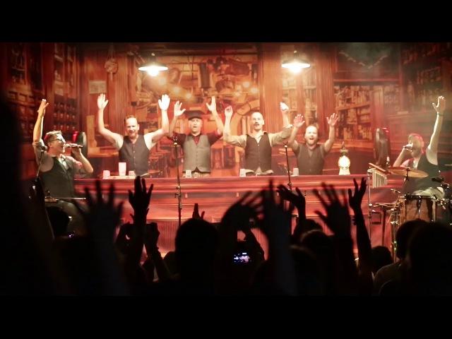FIDDLERS GREEN - John Kanaka - Irish Pub Cup Song (live in Bremen 2017)