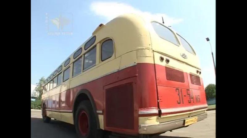 Колёса Страны Советов 2 серия Автобусы СССР