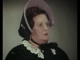 """Для чего нужна жена Фрагмент спектакля """"Доходное место"""". Малый театр, 1981г."""