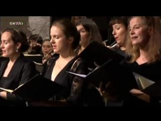 G. F. Handel  - The ways of Zion do mourn Funeral Anthem for Queen Caroline HWV 264 - W. Christie - Les Arts Florissants
