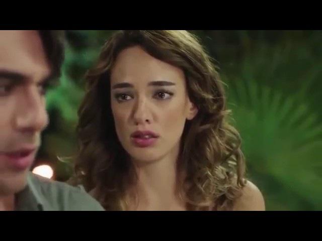 Турецкий сериал Расскажи мне как любить 4 серия Научи меня любить русская озвучка