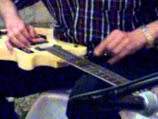 Виртуоз Гитарист Майр и лучщий кларнетист Армен 02072011