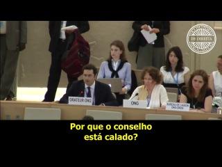 O pattico Conselho de Direitos Humanos da ONU