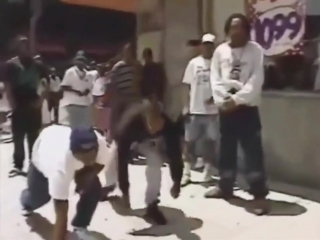 Tupac and John Singleton on BET's Rap City