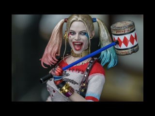 Hot Toys Harley Quinn 1/6 Scale Figure MMS 383 (4K) Review