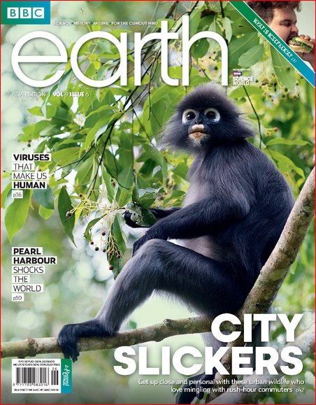 BBC Earth Singapore June 2017