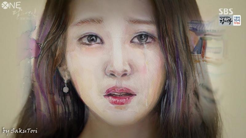 Moon Lovers: Scarlet Heart Ryeo sketch by SakuTori Алые сердца Корё