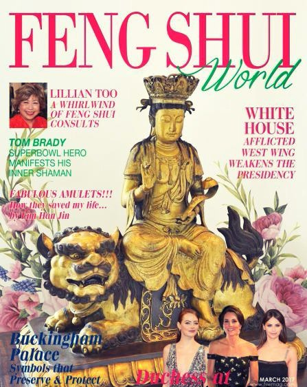 Feng Shui World March 2017