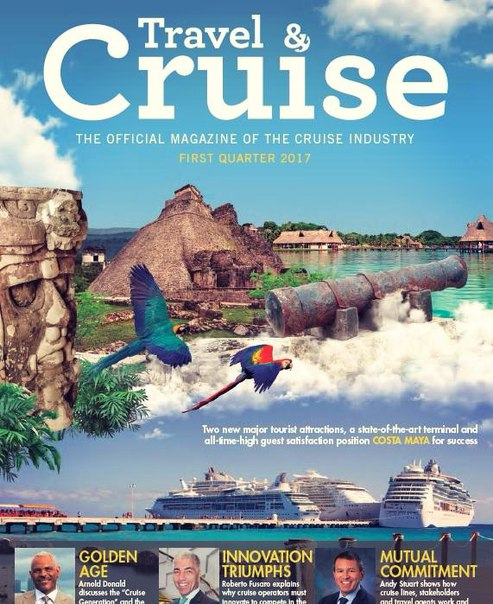 Travel Cruise First Quarter 2017