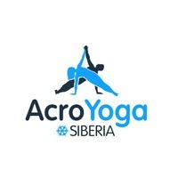 Логотип АКРОЙОГА В СИБИРИ