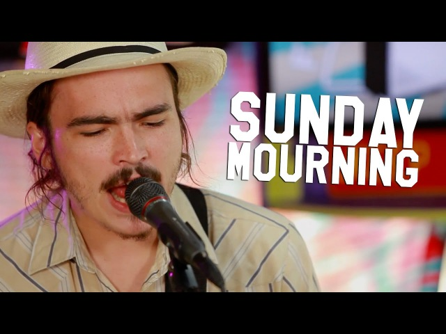 NIGHT BEATS - Sunday Mourning (Live at JITV HQ in Los Angeles, CA 2016) JAMINTHEVAN