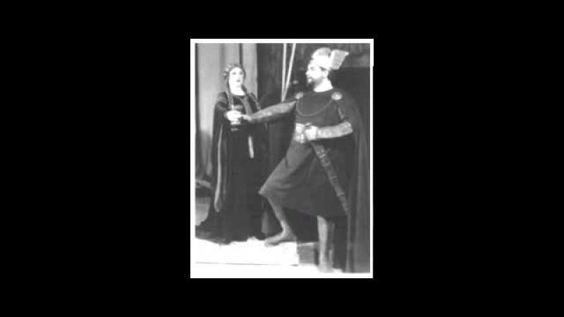 Tristan und Isolde Melchior Flagstad Reiner 1936 LIVE