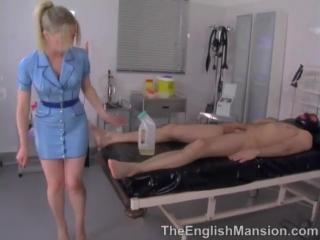 The English Mansion - Mistress Sidonia - bdsm femdom