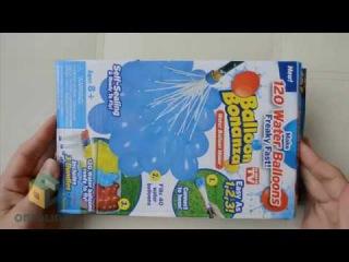 Водяные бомбочки из шариков Balloon Bonanza оптом
