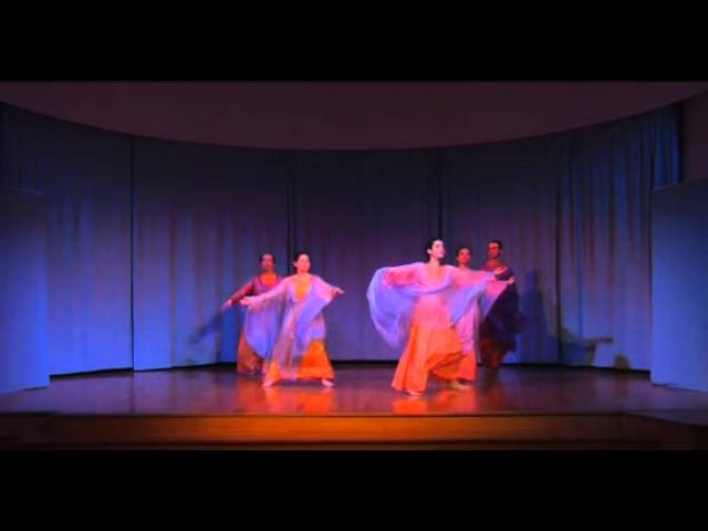 Eurythmy West Midlands Mozart Fantasy in D minor 4th year students