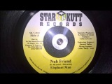 Elephant Man - Nuh Friend (Butta Riddim) Vinyl