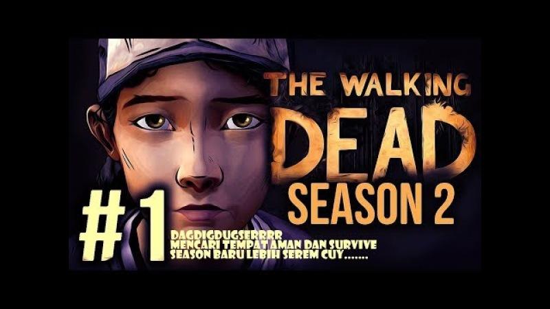 Season 2 lebih seru loh cuy...The Walking Dead memang Amazing