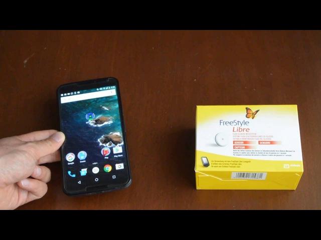How to reuse an Abbott Freestyle libre sensor
