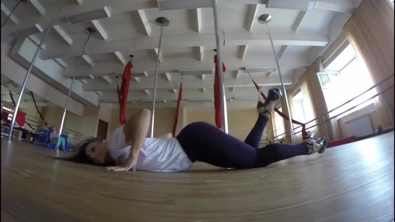 EXOTIC POLE DANCE Грация Н Тагил студия SHVEDA