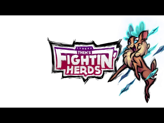 Them's Fightin' Herds Rein Velvets Stage Theme