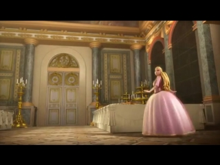 """An animation test of """"Barbie Princess and The Pauper"""" by """"Anya Animation Company"""""""