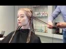 Kaaral процедура Vita Termale. Глубокое восстановление волос.полная версия