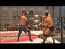 Yuji Okabayashi, Daichi Hashimoto, Hideyoshi Kamitani vs. Daisuke Sekimoto, Yoshihisa Uto, Kazumi Kikuta (BJW in Shinhidaka)