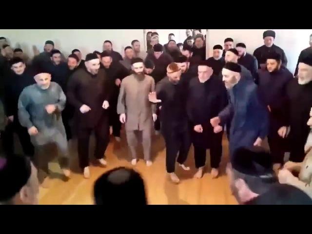 Дискотека Суфиев это танец другого рода,но в век кали все опошляется