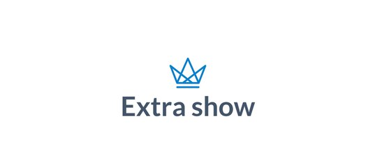 Extra show vk extra show business powerpoint templatepptx toneelgroepblik Image collections