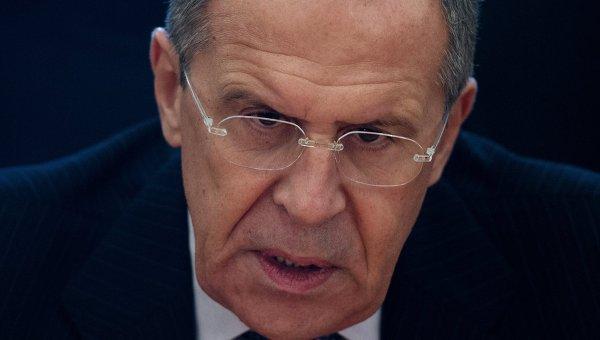 Лавров привёл доказательства того, что ПВО САР сбила часть ракет западных стран