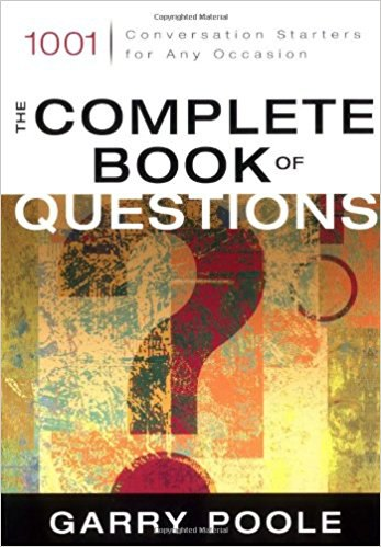 topnotchenglish The Complete Book of Questions 1001 Conversation Starters for Any Occasion
