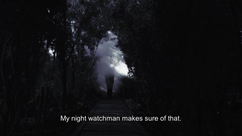 Veilleur de nuit Serge