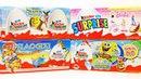 Раритетные Киндер Сюрпризы 29 ГУБКА БОБ,ШРЕК,БАРБИ SpongeBob,Barbie Rare Kinder Surprise unboxing