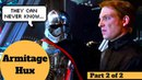 TAKEOVER by Hux and Phasma COMPLETE LIFE OF ARMITAGE HUX Part 2 First Order Canon Explained
