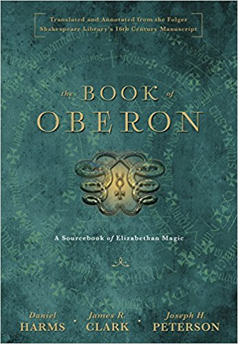Book cover The Book of Oberon (1)