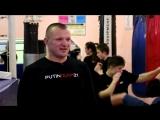 #PutinTeam #PutinTeam21 пятикратный чемпион мира по кикбоксингу Алексей Соловьев