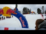 Red Bull Jump and freeze 2018 Ski доктор