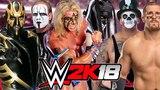 Goldust v Sting v Ultimate Warrior v Finn Balor v Papa Shango v Mojo Rawley BATTLE ROYAL