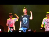 A song calling for you + Ur Man + Love Like This - Kim Hyung Jun en Chile