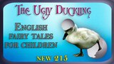 Ugly Duckling - Fairy Tales In English - Animated Cartoon Stories For Kids